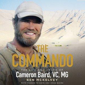 The Commando Audiobook By Ben Mckelvey cover art