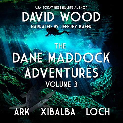 The Dane Maddock Adventures, Volume 3 Audiobook By David Wood cover art