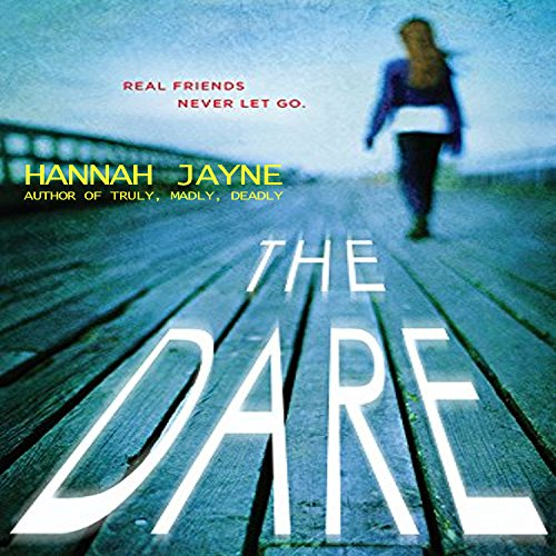 The Dare Audiobook By Hannah Jayne cover art