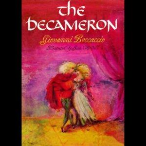 The Decameron Audiobook By Giovanni Boccaccio cover art