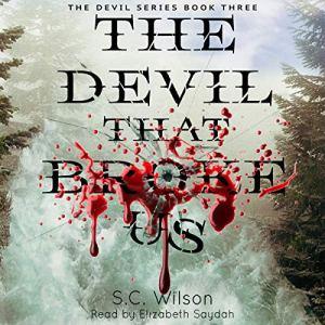 The Devil That Broke Us Audiobook By S.C. Wilson cover art