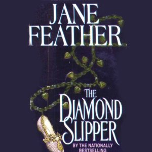 The Diamond Slipper Audiobook By Jane Feather cover art