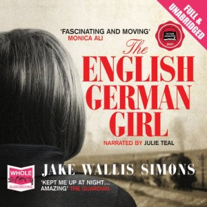 The English German Girl Audiobook By Jake Wallis Simons cover art