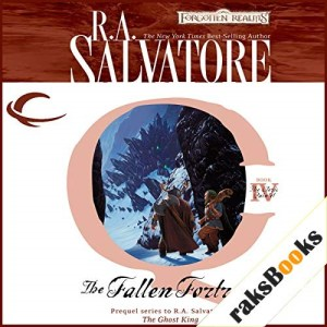 The Fallen Fortress Audiobook By R. A. Salvatore cover art