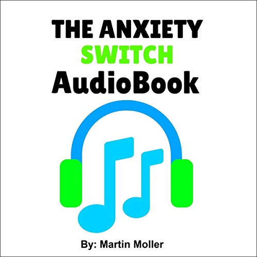 The Fear Switch Audiobook By Martin Moller cover art