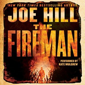 The Fireman Audiobook By Joe Hill cover art
