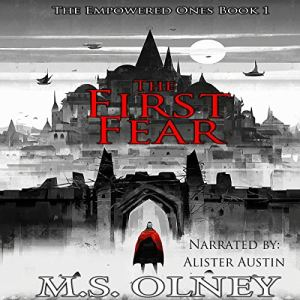 The First Fear Audiobook By Matthew Olney cover art