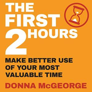 The First Two Hours Audiobook By Donna McGeorge cover art
