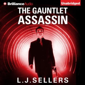 The Gauntlet Assassin Audiobook By L. J. Sellers cover art