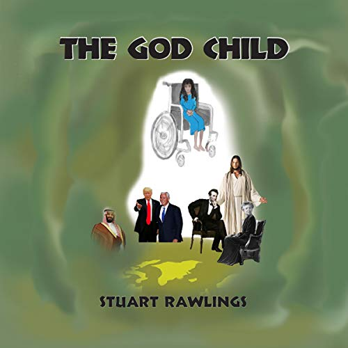 The God Child Audiobook By Stuart Rawlings cover art