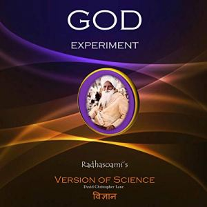 The God Experiment Audiobook By David Christopher Lane cover art