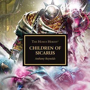 The Heart of the Pharos | Children of Sicarus Audiobook By Anthony Reynolds, LJ Goulding cover art