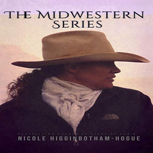 The Flood Between Us/The Heart of the Rodeo Audiobook By Nicole Higginbotham-Hogue cover art