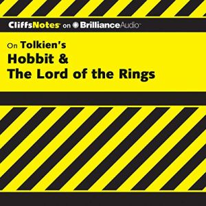 The Hobbit & The Lord of the Rings: CliffsNotes Audiobook By Gene B. Hardy Ph.D. cover art