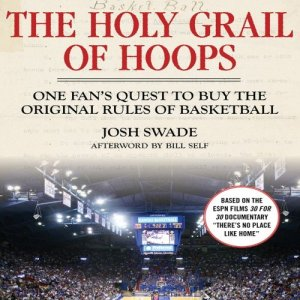 The Holy Grail of Hoops Audiobook By Josh Swade cover art