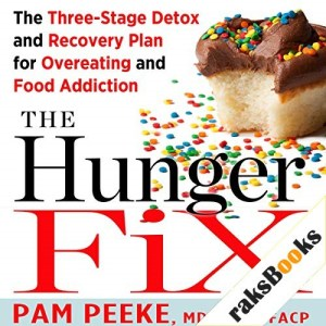 The Hunger Fix Audiobook By Pamela Peeke cover art