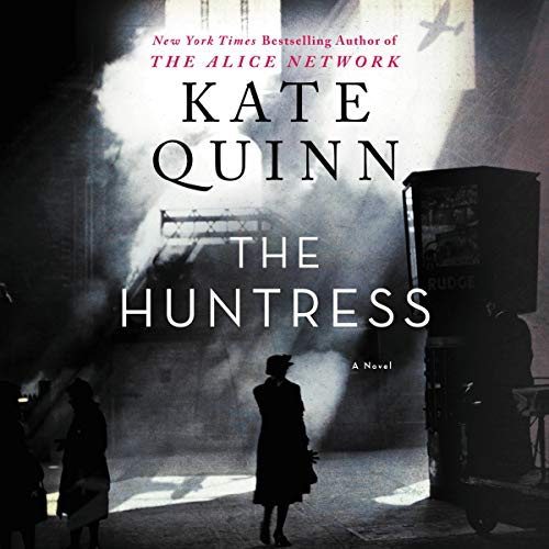 The Huntress Audiobook By Kate Quinn cover art
