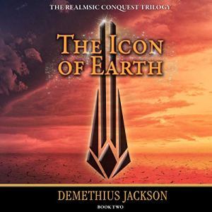 The Icon of Earth Audiobook By Demethius Jackson cover art
