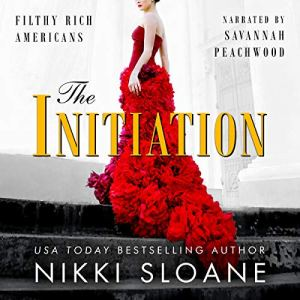The Initiation Audiobook By Nikki Sloane cover art