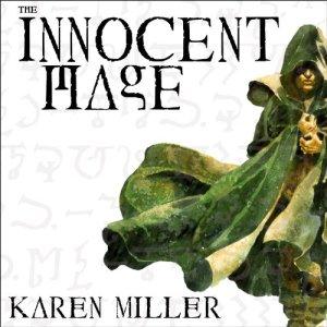 The Innocent Mage Audiobook By Karen Miller cover art