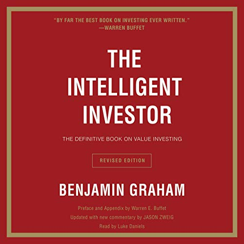 The Intelligent Investor Rev Ed. Audiobook By Benjamin Graham cover art