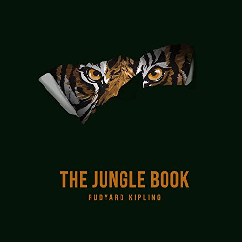 The Jungle Book Audiobook By Rudyard Kipling cover art