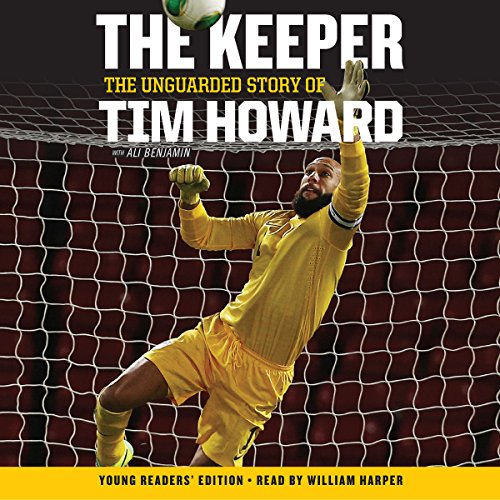 The Keeper - Young Readers' Edition Audiobook By Tim Howard cover art