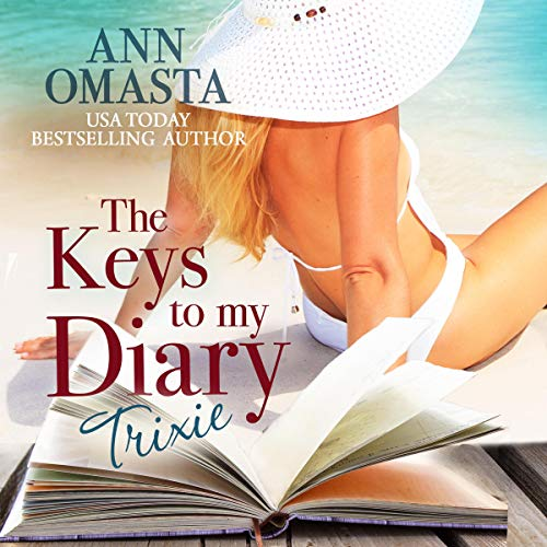 The Keys to My Diary: Trixie Audiobook By Ann Omasta cover art