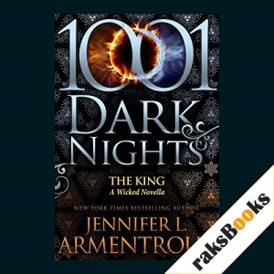 The King Audiobook By Jennifer L. Armentrout cover art