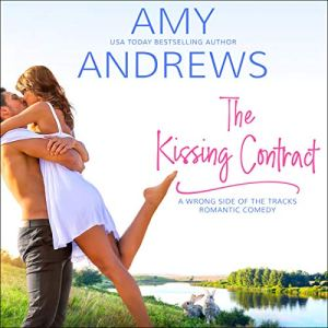 The Kissing Contract Audiobook By Amy Andrews cover art
