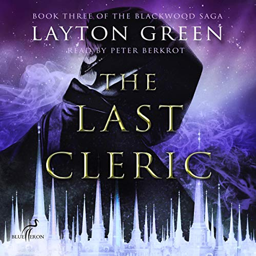 The Last Cleric Audiobook By Layton Green cover art