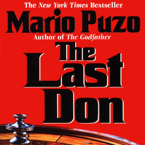 The Last Don Audiobook By Mario Puzo cover art