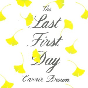 The Last First Day Audiobook By Carrie Brown cover art
