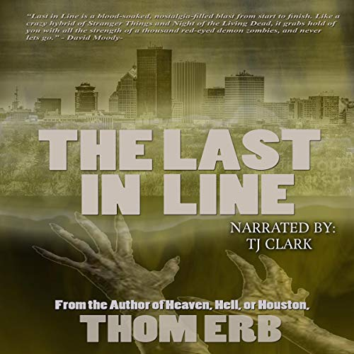 The Last in Line Audiobook By Thom Erb cover art