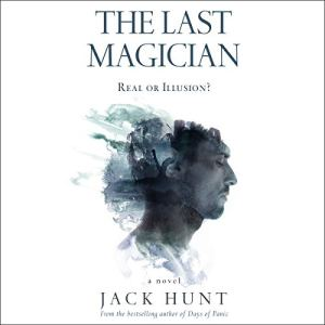 The Last Magician Audiobook By Jack Hunt cover art