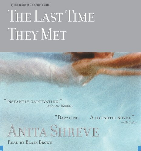The Last Time They Met Audiobook By Anita Shreve cover art