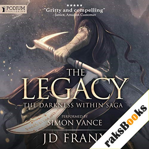 The Legacy Audiobook By JD Franx cover art