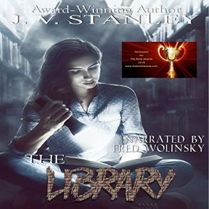 The Library Audiobook By J. V. Stanley cover art