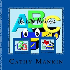 The Little Mechanics: 3 Book Series Audiobook By Cathy Mankin cover art
