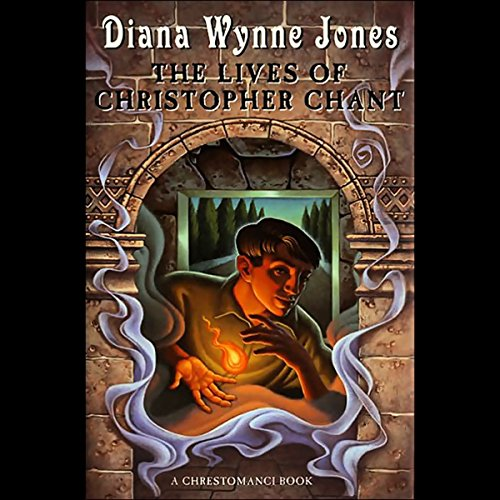 The Lives of Christopher Chant Audiobook By Diana Wynne Jones cover art