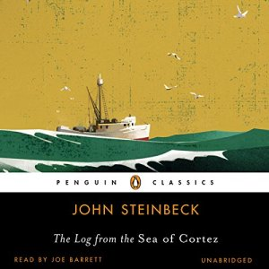 The Log from the Sea of Cortez Audiobook By John Steinbeck cover art