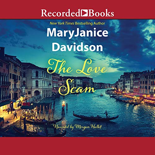 The Love Scam Audiobook By MaryJanice Davidson cover art