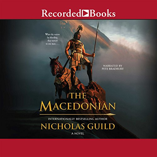 The Macedonian Audiobook By Nicholas Guild cover art