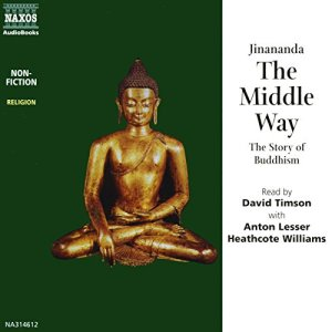 The Middle Way Audiobook By Jinananda cover art