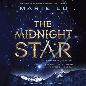 The Midnight Star Audiobook By Marie Lu cover art