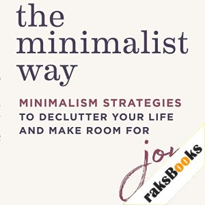 The Minimalist Way Audiobook By Erica Layne cover art