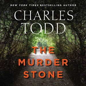 The Murder Stone Audiobook By Charles Todd cover art