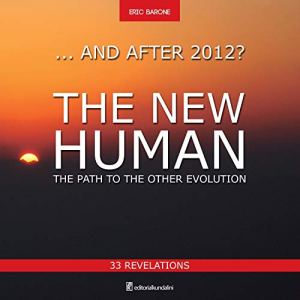 The New Human Audiobook By Eric Barone cover art