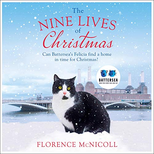 The Nine Lives of Christmas Audiobook By Florence McNicoll cover art
