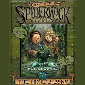 The Nixie's Song Audiobook By Tony DiTerlizzi, Holly Black cover art